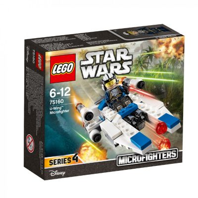 LEGO® Star Wars 75160 Microfighter 1- Confidential