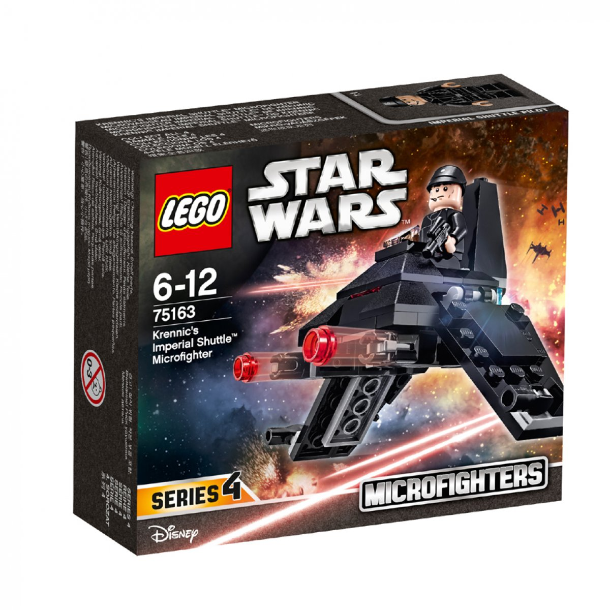 LEGO® Star Wars 75163 Microfighter 4 - Confidential