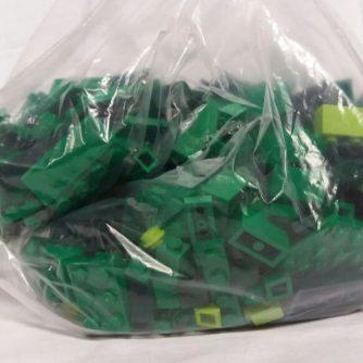 Nachschub Legosteine Grün Second Hand