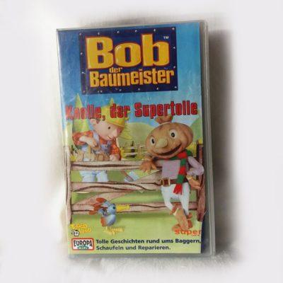 VHS Bob der Baumeister