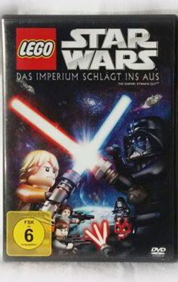 Lego Star Wars DVD