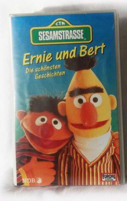 online Shop, Ernie und Bert VHS