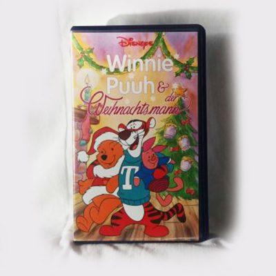 VHS-Winni-Puuh-Weihnachtsmann