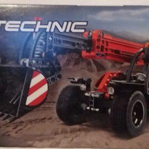 Lego Technic 42061 Telehandler