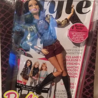 4 Barbie Style