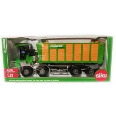 Joskin Cargo-Track mit Ladewagen – Siku