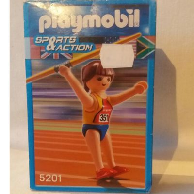 Playmobil Speerwerferin