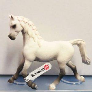 Schleich 13761 – weißes Pferd – Araber Stute