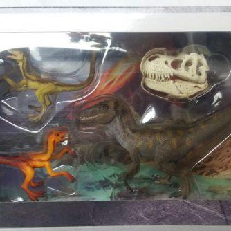 Schleich 42259 Velociraptor auf der Jagd